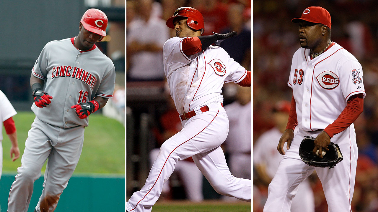 5 former Reds miss HOF election, fall from ballot